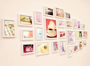 时尚异型组合生活照片墙相片墙相框墙创意组合