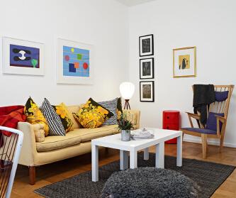 现代简易小房