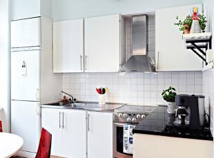 简约风格厨房