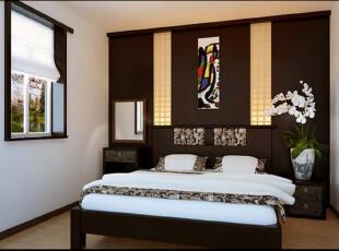 日式风格卧室