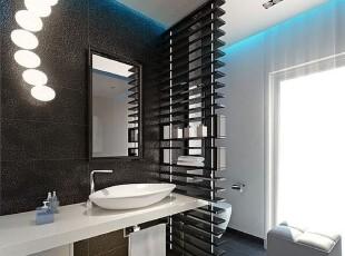卫浴间设计白色元素爱做主
