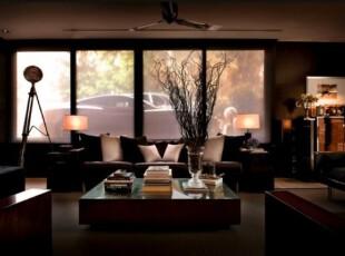 型男最爱的超酷客厅
