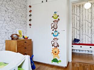 阁楼儿童房