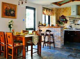 当阁楼变成厨房