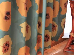 遮光日式窗帘