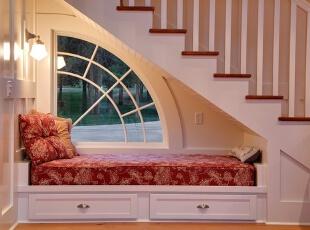 现代飘窗设计  时尚舒适