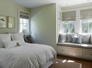 卧室飘窗如何设计才好看?