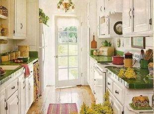 田园简约风格厨房