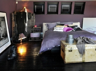 伦敦黑色魅影公寓