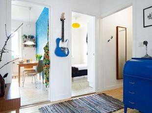 蔚蓝春色的公寓