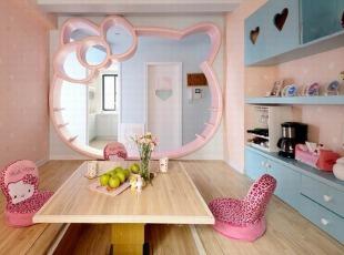 专属女孩房间的设计理念