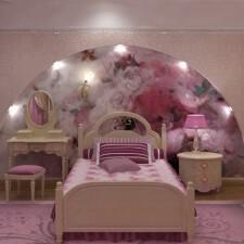 """色彩斑斓 """"花花公子""""的一居两室"""