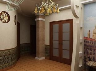 拱形壁龛设计