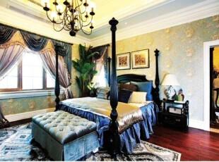 美式古典别墅设计