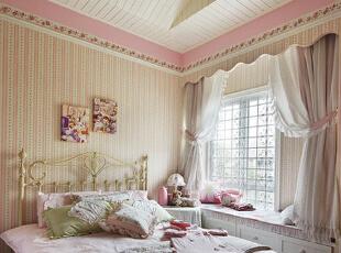 粉色温馨阁楼