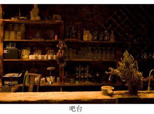 欧式乡村酒吧吧台