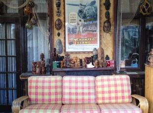 欧式乡村风格客厅
