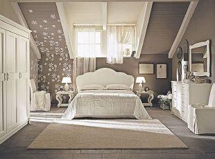 阁楼卧室设计