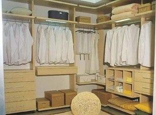 家居空间收纳 选择最适合的衣帽间