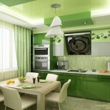 绿色.清凉一夏