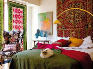 浓妆淡抹总相宜的夏天卧室