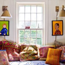 谁在家泼洒了童话色彩