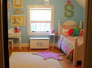 阁楼改成儿童房