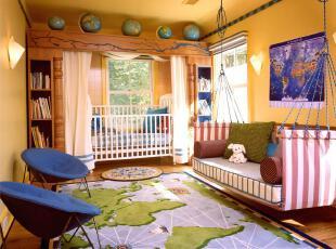 简约个性的儿童房