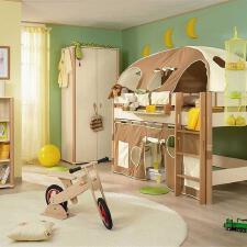 特色儿童床 助孩子好眠!