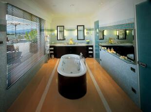 欧式创意浴室