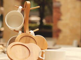 东方韵味的竹制餐具