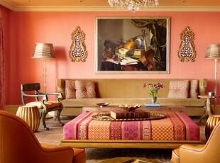 摩洛哥风格 华丽情调的彰显
