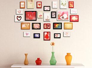 结婚季 大秀爱的相片墙