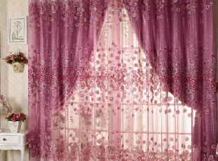 甜蜜婚房小窝窗帘连连看