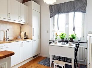 69平米白色复式公寓 清新雅致小居