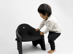 糖果色儿童环保收纳小凳子
