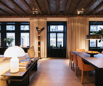 340平北欧公寓 不一样...