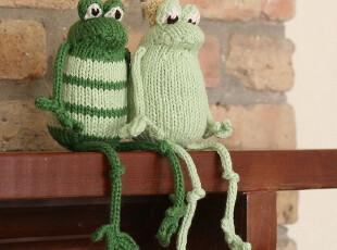 毛线 编织玩转趣味小玩具