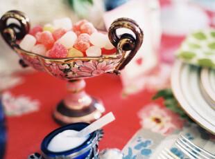 大红花舞出中式元素的魅力