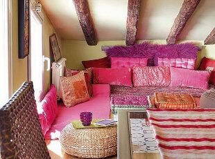 粉红色的阁楼 粉红色的回忆