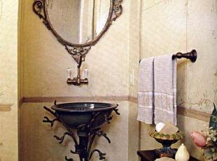 铁艺浴室 浴罢不能