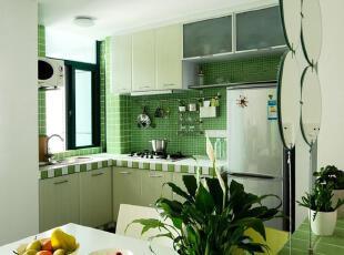 绿意厨房 清爽之家