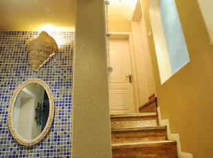 7W巧装修78平地中海浪漫小屋