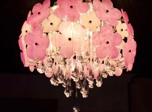 粉色 灯饰