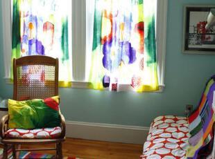 独特创意收纳 120平公寓的经济型装修