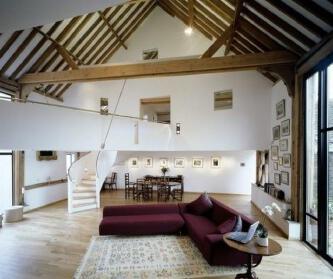 旧仓库完美改造 loft...