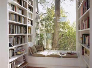 飘窗 书房的角落