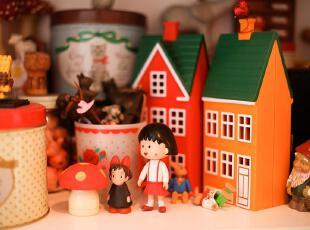 小小过道放置了各种玩具,让走廊充满童趣。,60平,3万,小户型,欧式,简约,宜家,