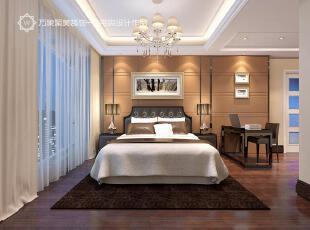 ,卧室,简约,现代,欧式,木黄色,地毯,窗帘,