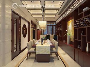 ,餐厅,餐台,灯具,收纳,中式,新中式,收纳柜,